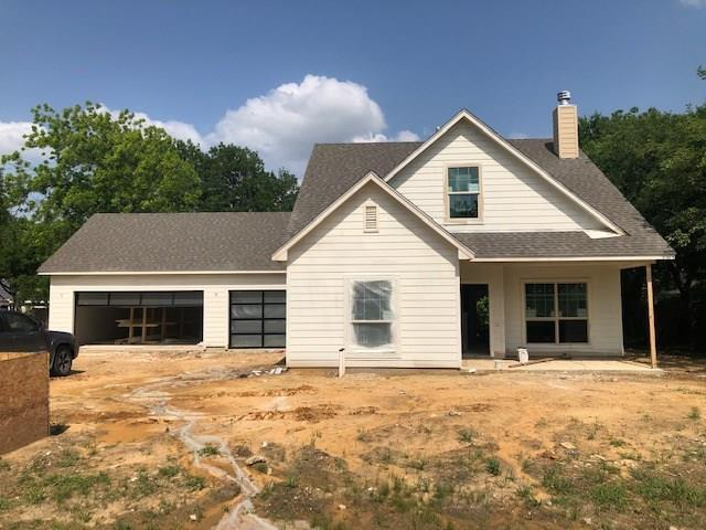 909 Cope Street, Mansfield, TX 76065 (MLS #14100710) :: RE/MAX Landmark