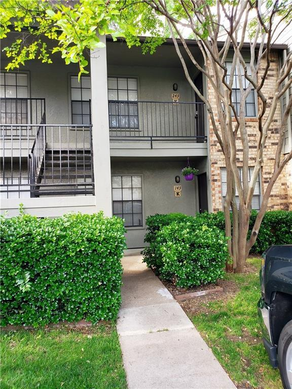 5335 Bent Tree Forest Drive #243, Dallas, TX 75248 (MLS #14100968) :: The Mitchell Group