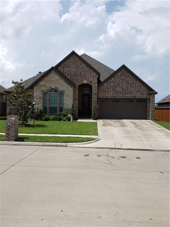 417 Sunset Court, Waxahachie, TX 75165 (MLS #14101129) :: Kimberly Davis & Associates