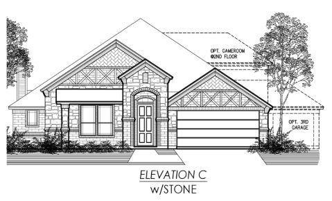 3508 Lakemont Drive, Mansfield, TX 76084 (MLS #14101351) :: RE/MAX Town & Country