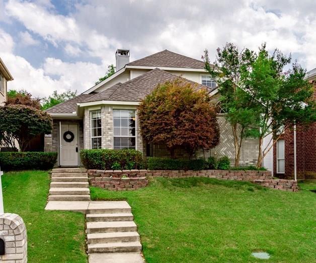 1345 Dallshan Drive, Carrollton, TX 75007 (MLS #14105084) :: The Tierny Jordan Network