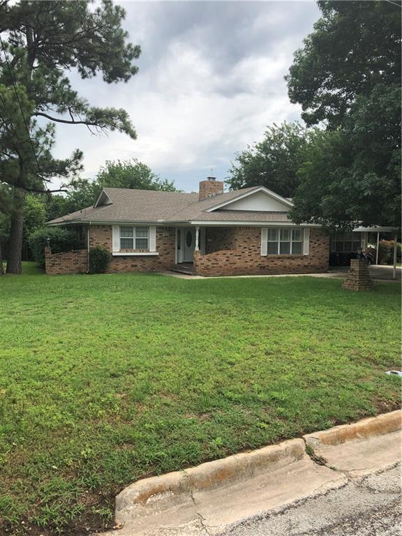 811 Sessions Street, Bowie, TX 76230 (MLS #14105709) :: Van Poole Properties Group