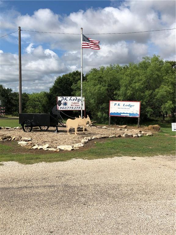 505 Fish Haven #36, Possum Kingdom Lake, TX 76449 (MLS #14107848) :: RE/MAX Town & Country