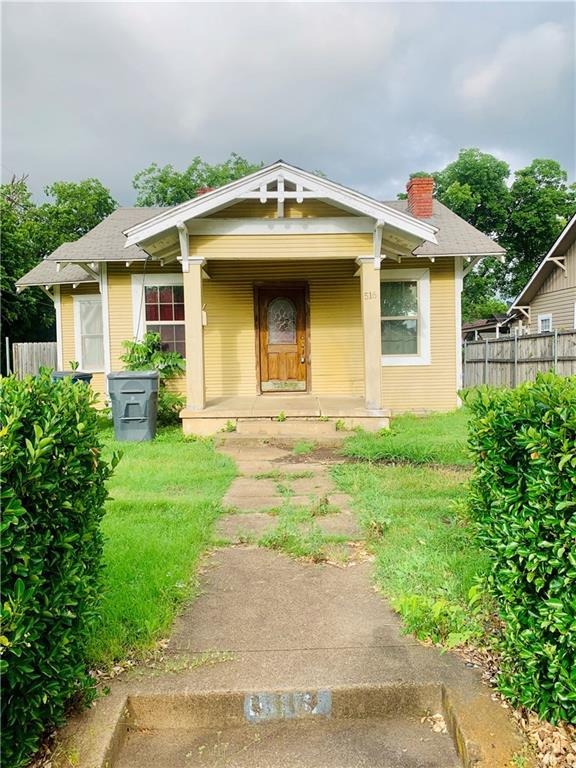 516 S Rosemont Avenue, Dallas, TX 75208 (MLS #14109783) :: RE/MAX Town & Country