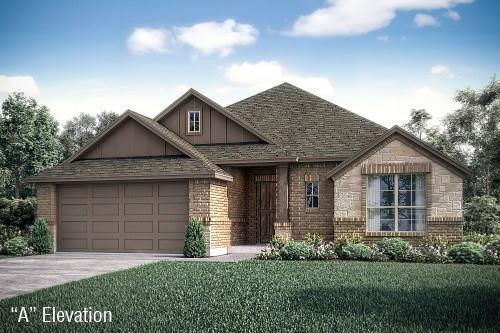 809 Dove Creek Park, Midlothian, TX 76065 (MLS #14110227) :: Century 21 Judge Fite Company