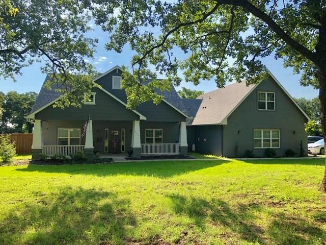 424 Kimbrough Road, Azle, TX 76020 (MLS #14110681) :: RE/MAX Town & Country