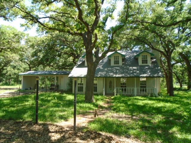 10920 Fm 3265, Cisco, TX 76437 (MLS #14110890) :: The Heyl Group at Keller Williams