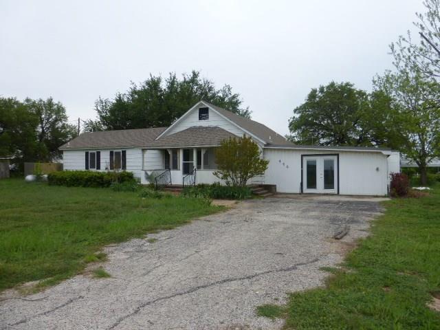 446 Gooseneck Cemetery Road, Graham, TX 76450 (MLS #14112149) :: Team Tiller