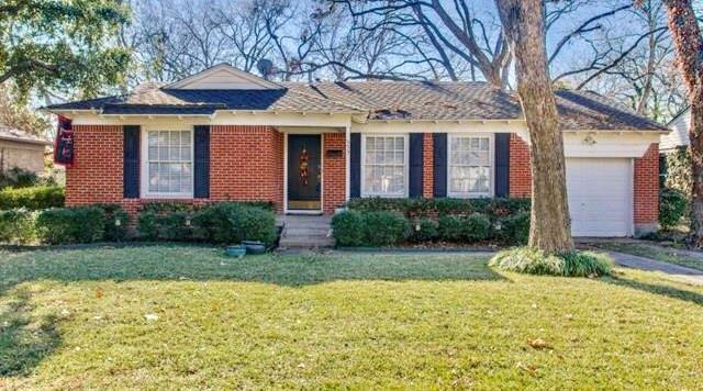 553 Blanning Drive, Dallas, TX 75218 (MLS #14112494) :: The Mitchell Group