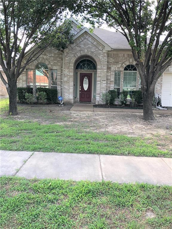 600 Spicewood Drive, Desoto, TX 75115 (MLS #14113344) :: Frankie Arthur Real Estate