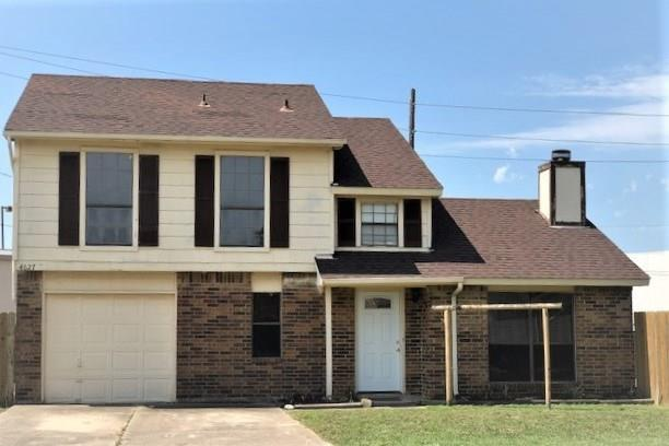 4627 Larner Street, The Colony, TX 75056 (MLS #14113419) :: The Heyl Group at Keller Williams