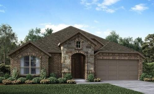 3211 Tail Water Drive, Mansfield, TX 76063 (MLS #14113633) :: The Tierny Jordan Network