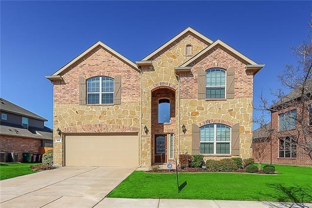 1413 Palestine Drive, Prosper, TX 75078 (MLS #14114336) :: Tenesha Lusk Realty Group