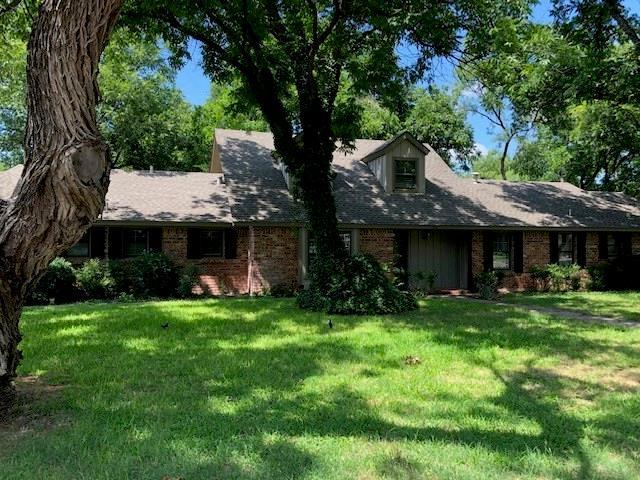 670 Westwood Drive, Abilene, TX 79603 (MLS #14114523) :: RE/MAX Town & Country