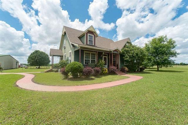 1241 County Road 22920, Paris, TX 75460 (MLS #14115277) :: RE/MAX Town & Country