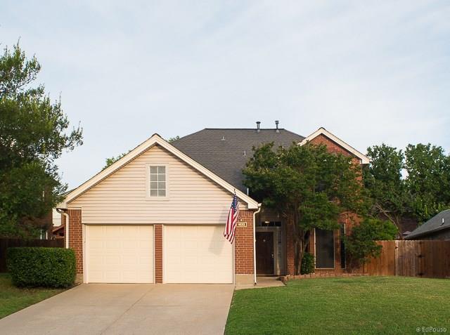 1532 Winslow Lane, Grapevine, TX 76051 (MLS #14115433) :: The Rhodes Team