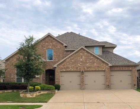 1015 Fenwick Lane, Forney, TX 75126 (MLS #14116132) :: The Real Estate Station