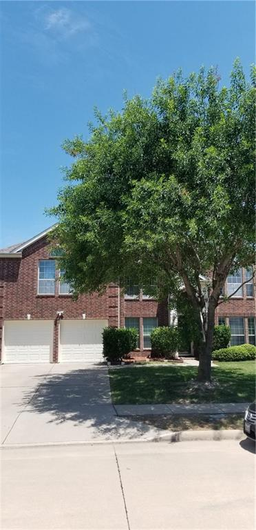 12334 Sailmaker Lane, Frisco, TX 75035 (MLS #14116463) :: Kimberly Davis & Associates
