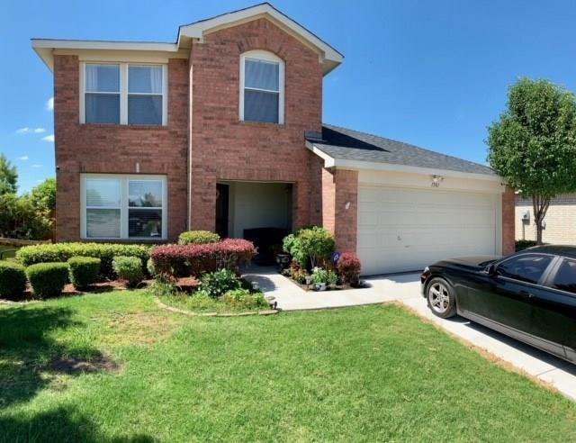 1581 Laurel Hall Lane, Little Elm, TX 75068 (MLS #14116829) :: The Heyl Group at Keller Williams