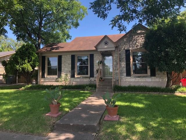 1416 Elmwood Boulevard, Dallas, TX 75224 (MLS #14116937) :: The Heyl Group at Keller Williams