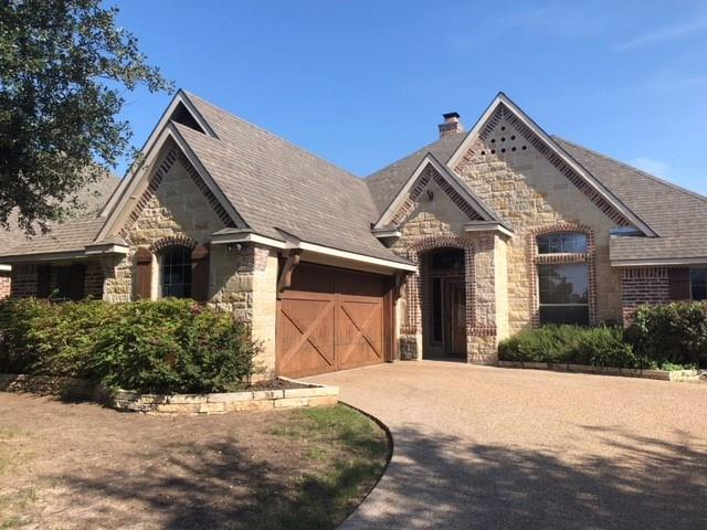 104 Olympic Drive, Willow Park, TX 76008 (MLS #14117010) :: RE/MAX Town & Country