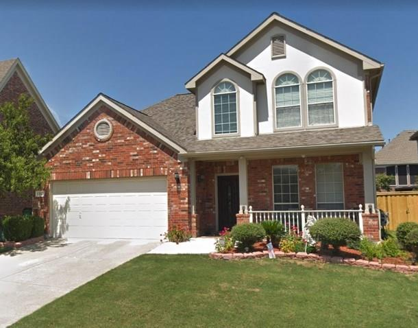 5312 Ridgepass Lane, Mckinney, TX 75071 (MLS #14117267) :: The Heyl Group at Keller Williams