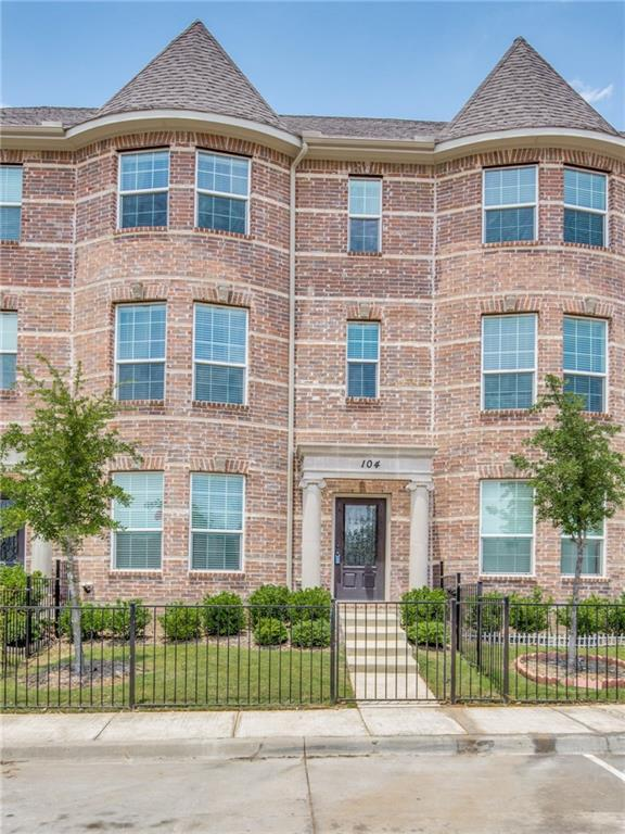 2500 Rockbrook Drive 7C104, Lewisville, TX 75067 (MLS #14117365) :: The Rhodes Team