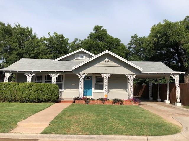 873 Vine Street, Abilene, TX 79602 (MLS #14117491) :: The Heyl Group at Keller Williams