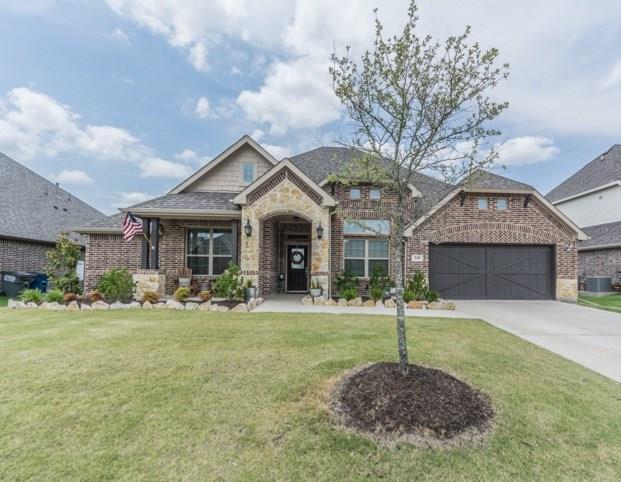 210 Covington Drive, Wylie, TX 75098 (MLS #14117536) :: The Heyl Group at Keller Williams