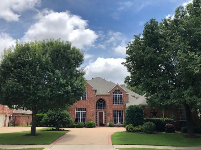 612 Rainforest Lane, Allen, TX 75013 (MLS #14118403) :: The Rhodes Team