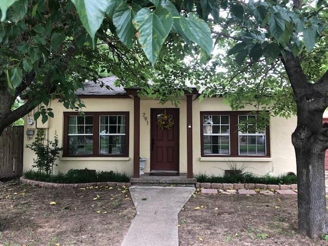 791 N Stephen Avenue, Stephenville, TX 76401 (MLS #14119670) :: Ann Carr Real Estate