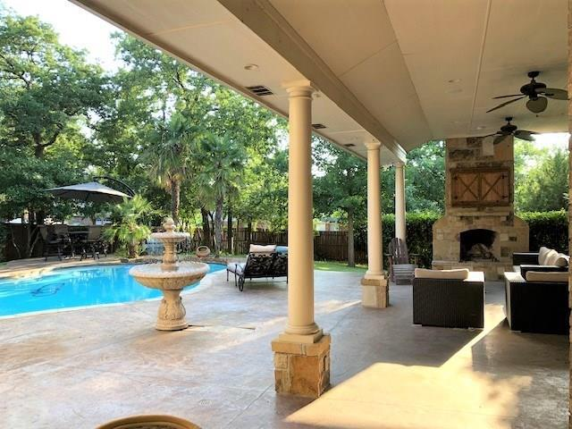 218 Timber Lake Drive, Southlake, TX 76092 (MLS #14119693) :: Van Poole Properties Group