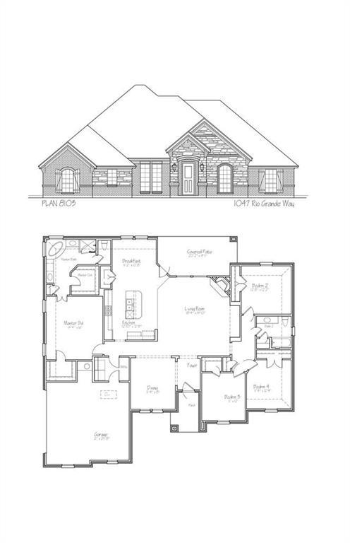 1047 Rio Grande, Weatherford, TX 76087 (MLS #14119757) :: RE/MAX Town & Country