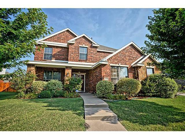 117 Fox Hollow Boulevard, Forney, TX 75126 (MLS #14120945) :: RE/MAX Landmark