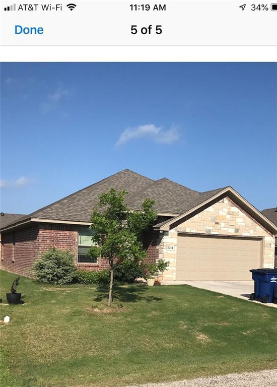 3214 Mccoy Lane, Granbury, TX 76049 (MLS #14121378) :: Kimberly Davis & Associates