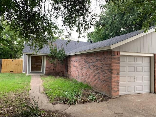 334 Spring Branch Lane, Kennedale, TX 76060 (MLS #14122338) :: The Hornburg Real Estate Group
