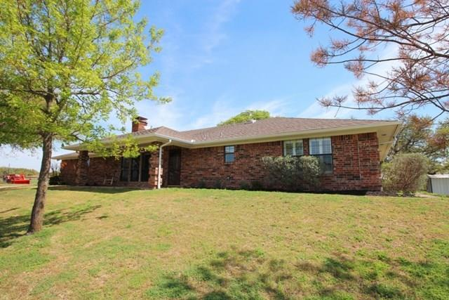 602 Advance Road, Weatherford, TX 76088 (MLS #14122957) :: The Heyl Group at Keller Williams