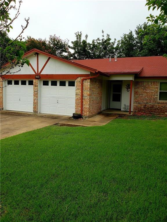 509 Mesa Court, Saginaw, TX 76179 (MLS #14123164) :: RE/MAX Town & Country