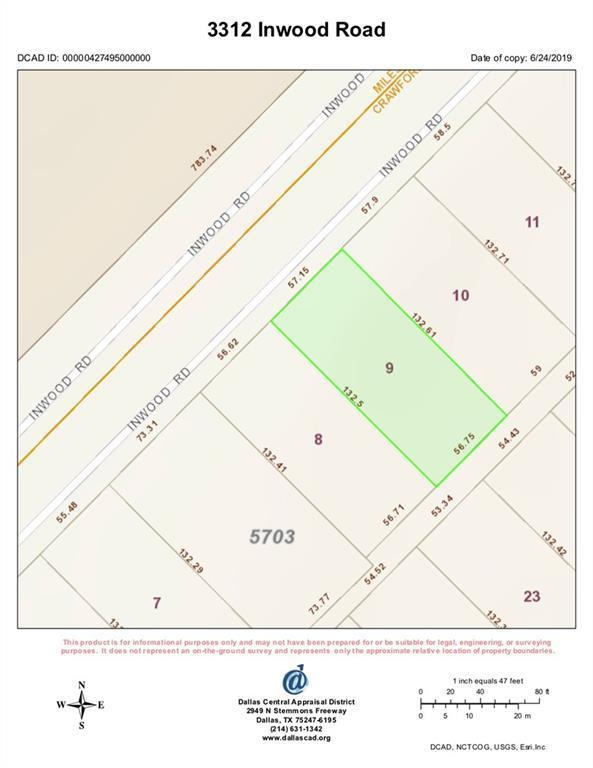 3312 Inwood Road, Dallas, TX 75235 (MLS #14123981) :: Kimberly Davis & Associates