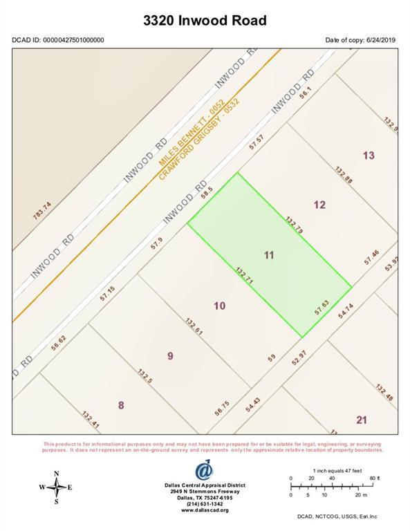 3320 Inwood Road, Dallas, TX 75235 (MLS #14123995) :: Kimberly Davis & Associates