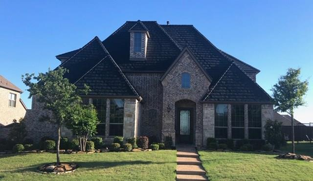 1141 Circle J Trail, Prosper, TX 75078 (MLS #14124761) :: Van Poole Properties Group