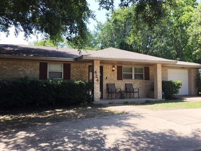424 Chumney Drive, Teague, TX 75860 (MLS #14124824) :: Team Hodnett
