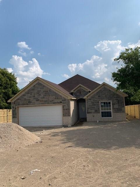 2715 NW 20th Street, Fort Worth, TX 76106 (MLS #14124833) :: RE/MAX Town & Country