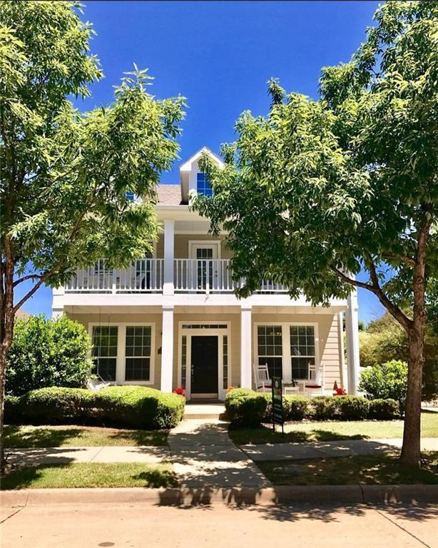 10137 Hanover Drive, Providence Village, TX 76227 (MLS #14125356) :: RE/MAX Town & Country