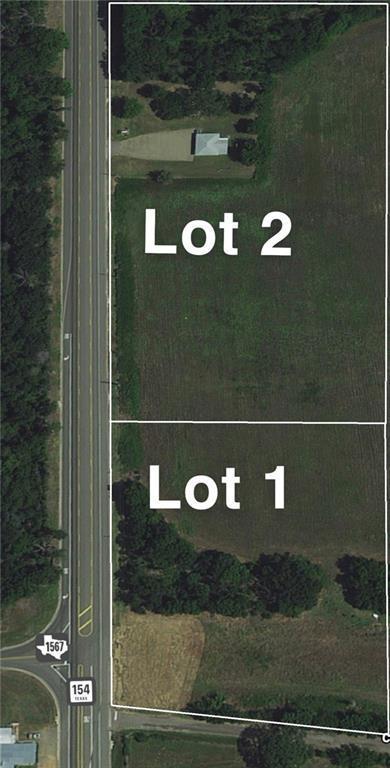 9963 Highway 154 S Lot 2, Sulphur Springs, TX 75482 (MLS #14125515) :: Robbins Real Estate Group
