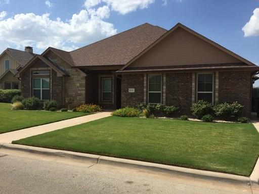6326 Milestone Drive, Abilene, TX 79606 (MLS #14125569) :: The Tonya Harbin Team