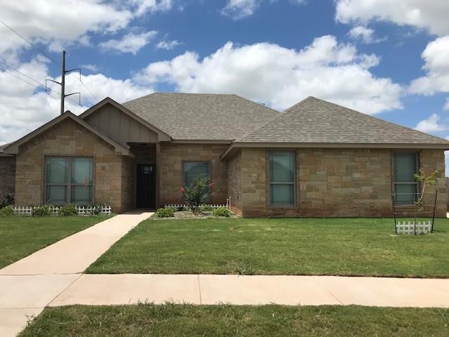 7502 Tuscany Drive, Abilene, TX 79606 (MLS #14125628) :: The Tonya Harbin Team