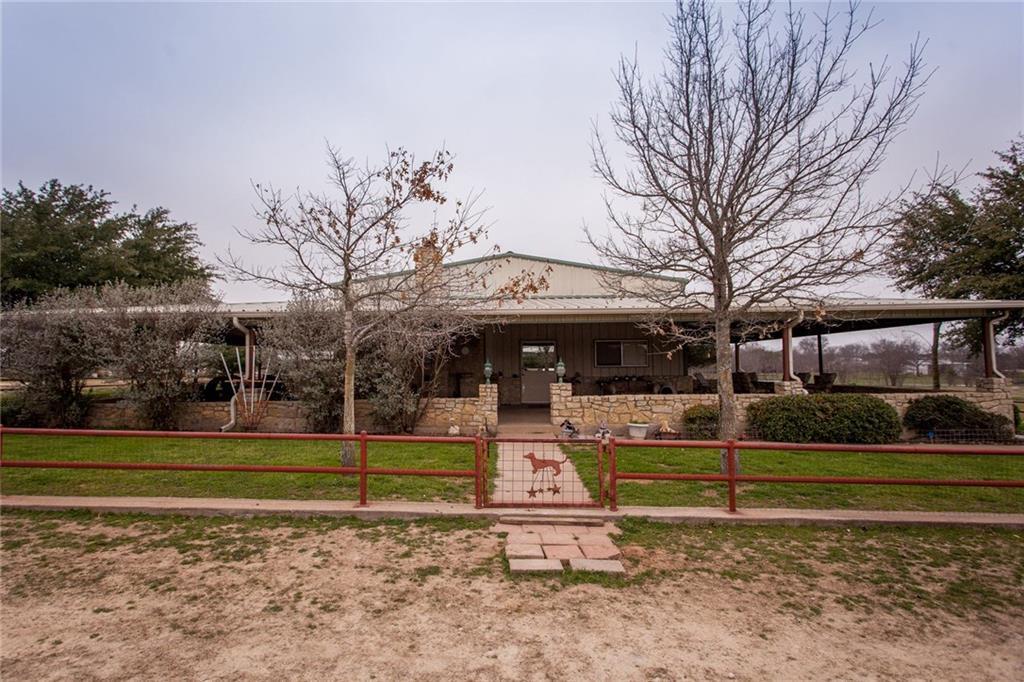 6517 Fm 56, Laguna Park, TX 76634 (MLS #14125810) :: Ann Carr Real Estate