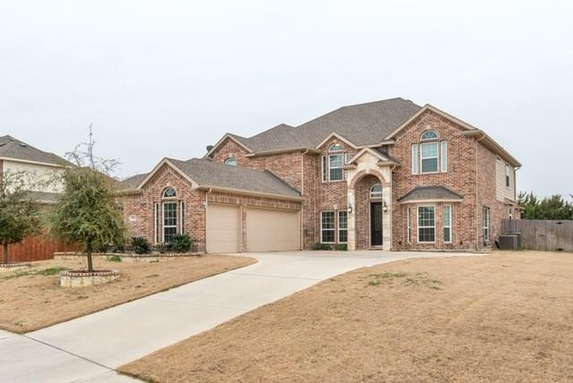 1004 Regal Bluff Lane, Desoto, TX 75115 (MLS #14126013) :: The Real Estate Station