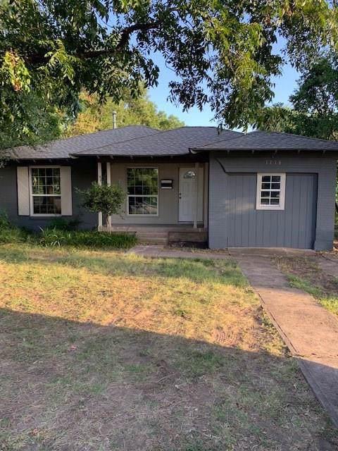 1716 E Belt Line Road, Carrollton, TX 75006 (MLS #14126838) :: Tenesha Lusk Realty Group